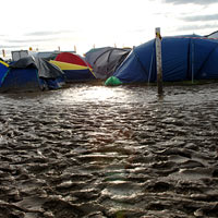 Glastonbury Could Suffer 'Above-Average Rainfall'