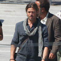 Brad Pitt's Zombie Film Heading For Cornwall