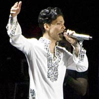 Prince Writing Multimedia Book About O2 Arena Residency