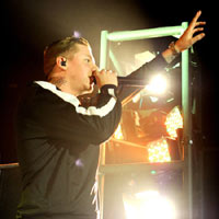 Professor Green Continues UK Tour In Manchester