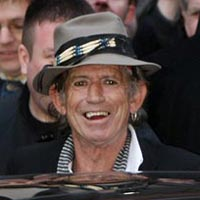 Rolling Stones' Keith Richards Asked To Tone Down 'Explosive' Autobiography