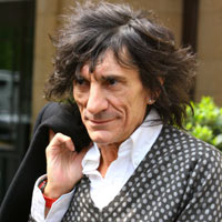 Ronnie Wood:'Jimi Hendrix Never Said Goodnight Before Death'