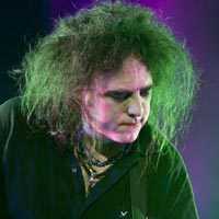 Thursday 20/03/08 The Cure @ Wembley Arena, London