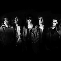 The Strokes Battle Through Windy Conditions At Leeds Festival 2011