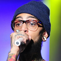 Travie McCoy Comforts Ex Katy Perry Following Split With Russell Brand