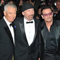 GQ Men Of The Year Awards 2011: Photos With U2, Tinie Tempah And More