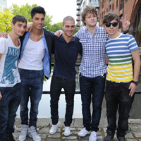 The Wanted refuse to apologise to 'b*tch' Christina Aguilera
