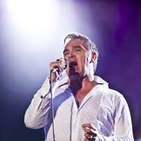 Morrisey cuts concert short due to 'macho' security