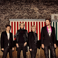 Duran Duran singer injured at Buenos Aires concert