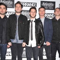 You Me At Six, My Chemical Romance winners at Kerrang Awards 2012