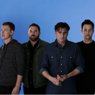 Jimmy Eat World: 'Download is going to be awesome'
