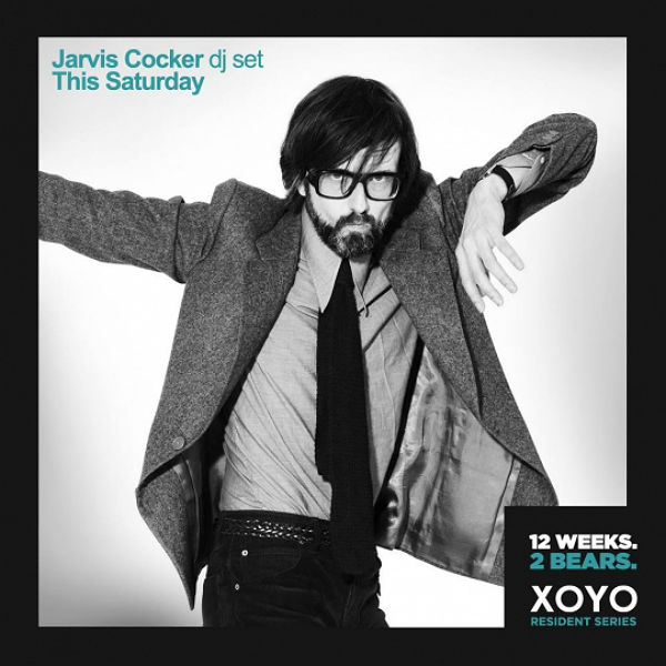 Win tickets to see Jarvis Cocker + 2 Bears DJ at XOYO, London
