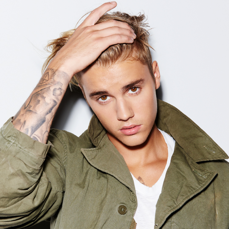 Justin Bieber announces support acts for Hyde Park show