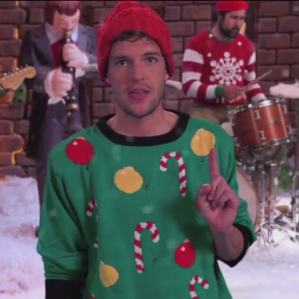The Killers unveil new Christmas single 'Joel, The Lump Of Coal ...