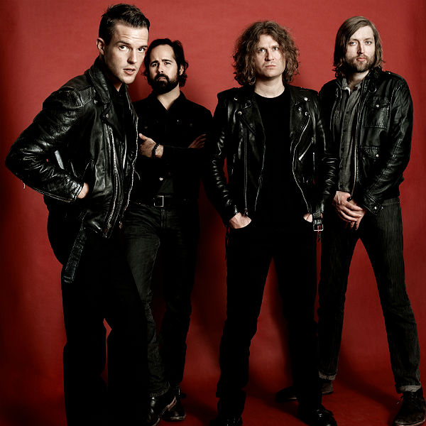 Win VIP tickets to V Festival to see The Killers + more