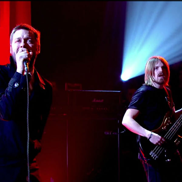 Watch: Kasabian debut new song 'Stevie' on Jools Holland