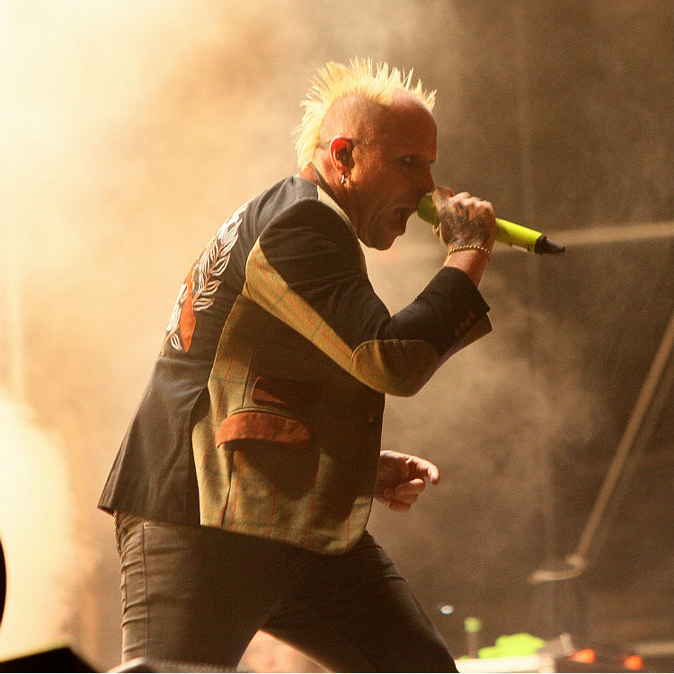 The Prodigy release live video of The Day Is My Enemy