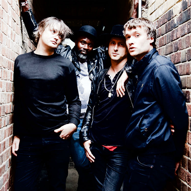 Libertines tour to play Brixton Academy Unity Rocks gig with Rat Boy