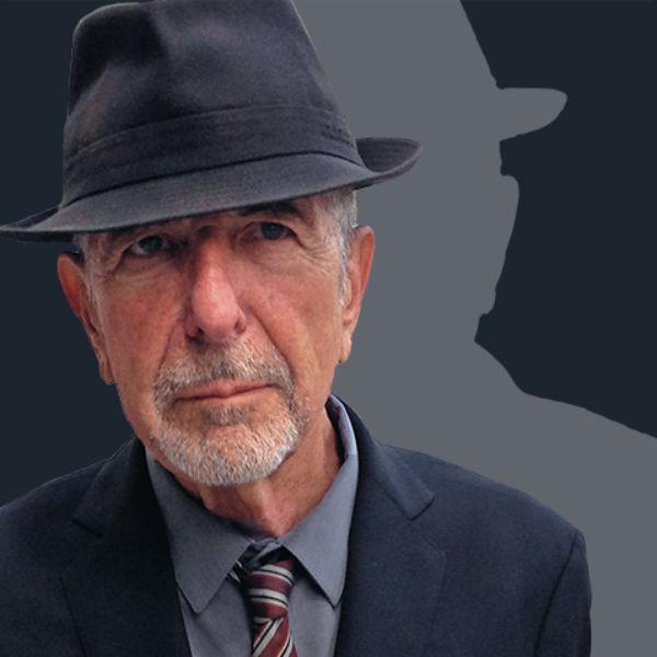 Leonard Cohen: 'I'm a closet optimist'