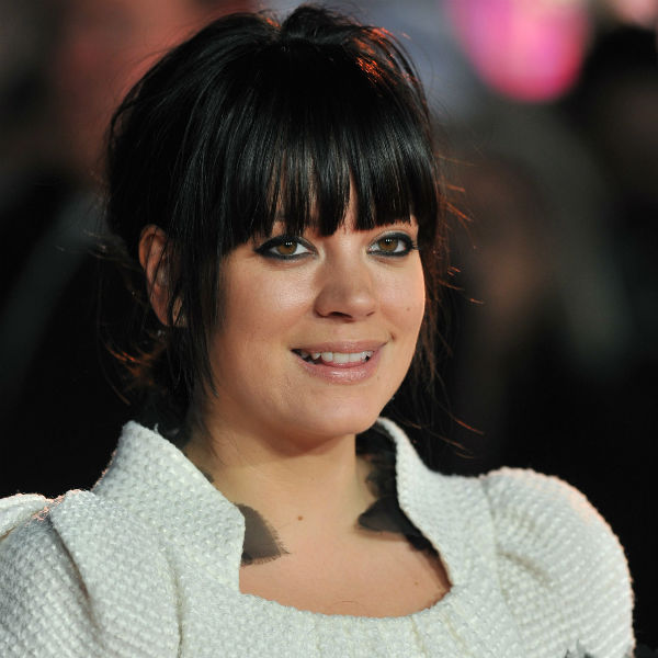 Lily Allen: 'I can't listen to 'Somewhere Only We Know'. It's too shrill'