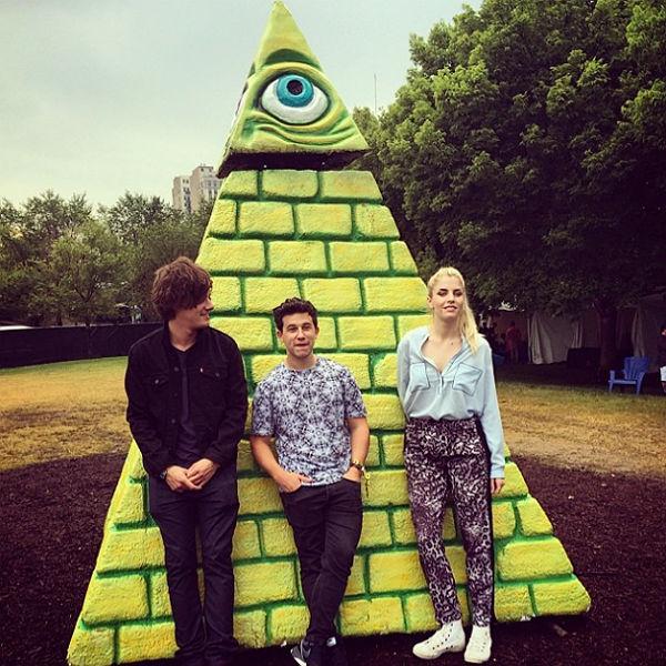 Resultado de imagen de austin green illuminati