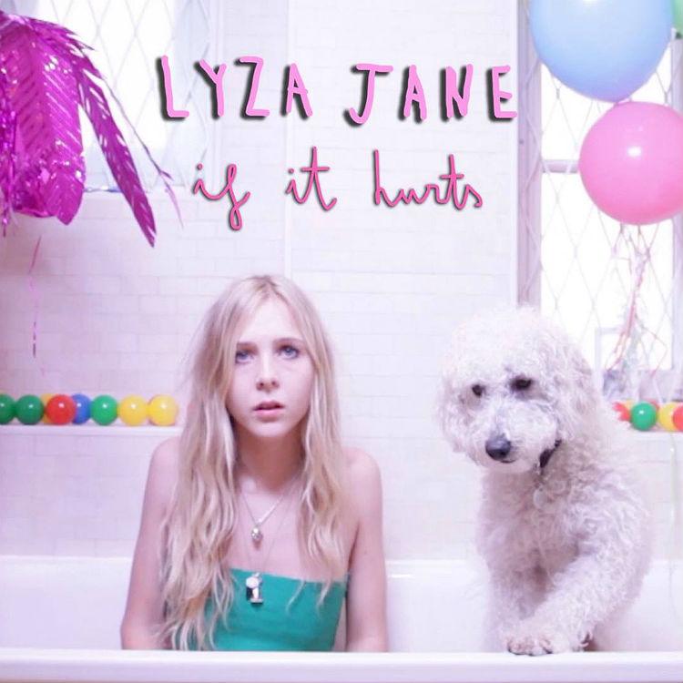 Lyza Jane If It Hurts video premieres online