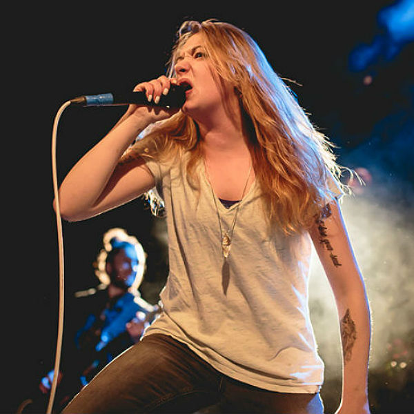 Marmozets talk life on the road with Muse