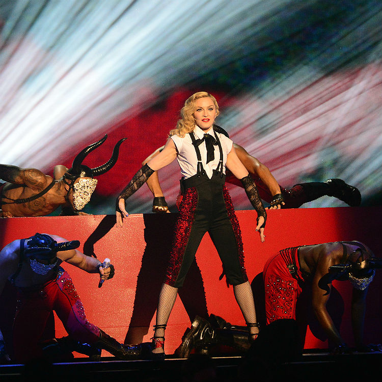 Rebel Heart Tour Tickets Europe