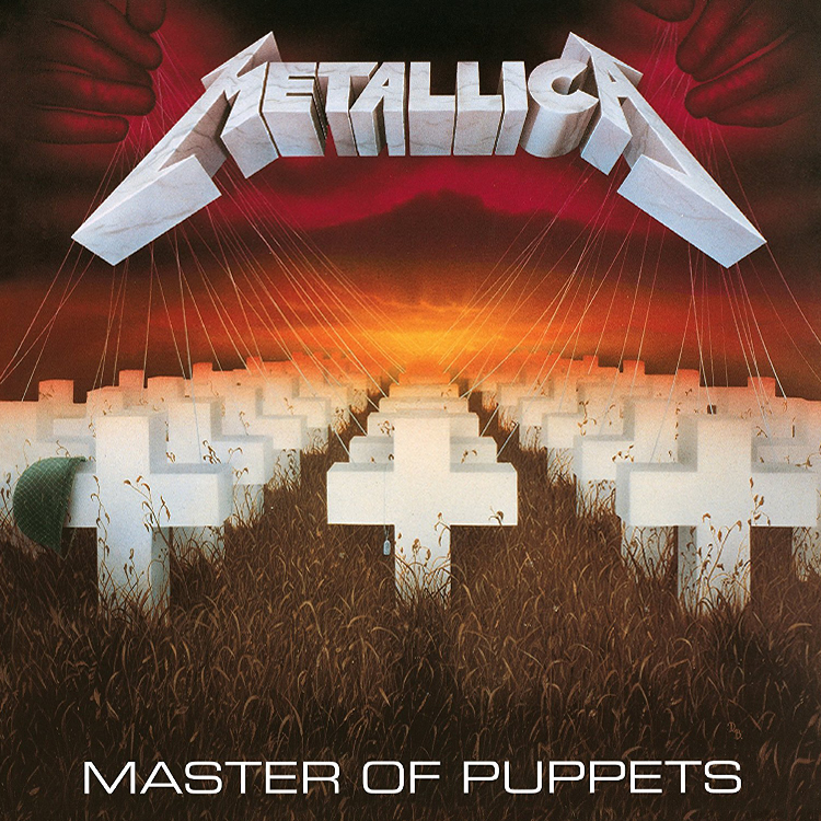 Metallica announce release of Master Of Puppets re-mastered version and boxset