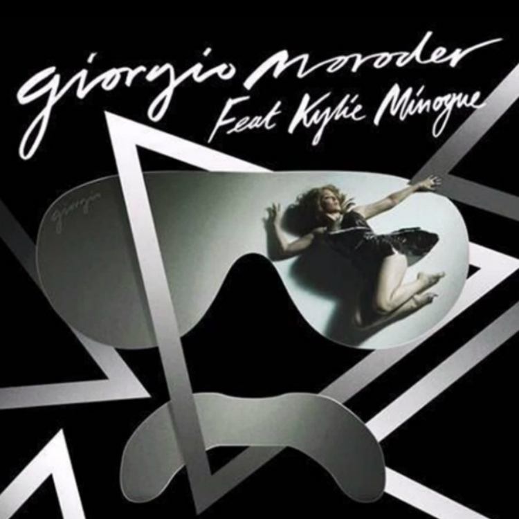 Giorgio Moroder unveils collaboration with Kylie Minogue