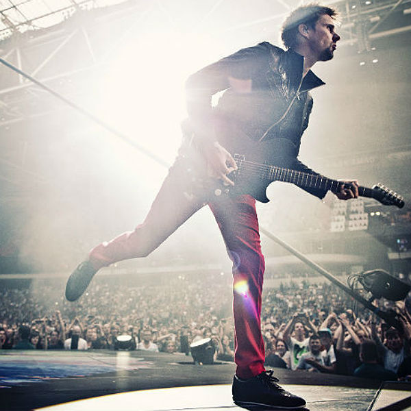 Muse sign new deal with Metallica, Red Hot Chili Peppers management