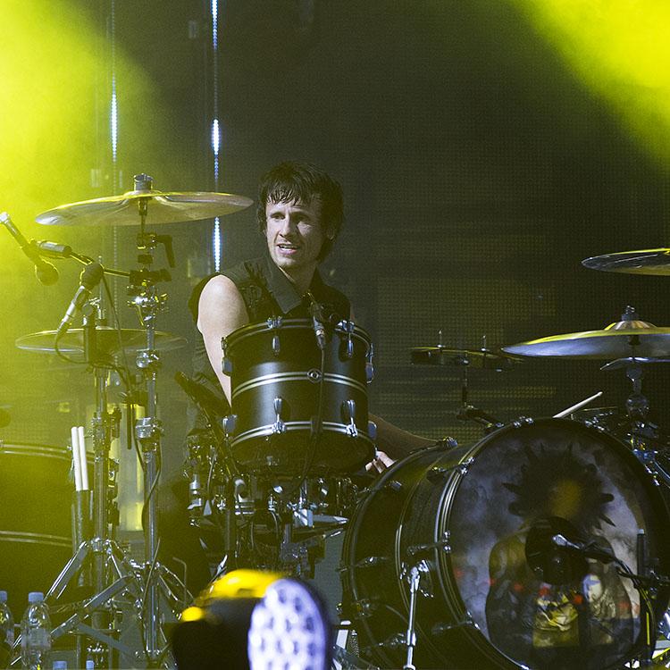 Muse headline set at Download Festival 2015