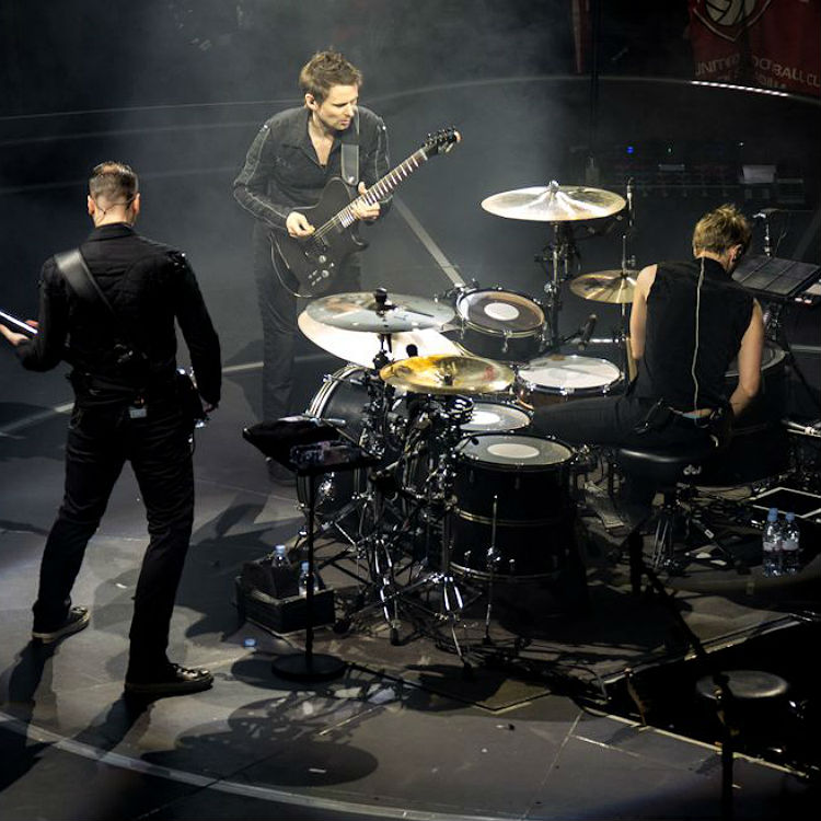 Watch the new Muse video for 'New Kind Of Kick'