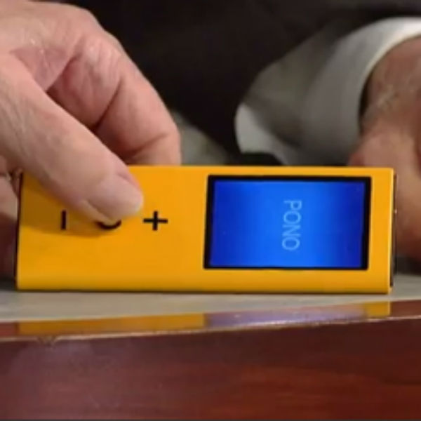 Neil Young launches new MP3 player Pono - but critics aren't convinced