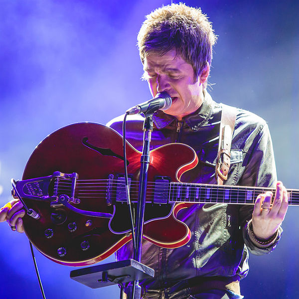 Noel Gallagher Best Kept Secret Festival photos
