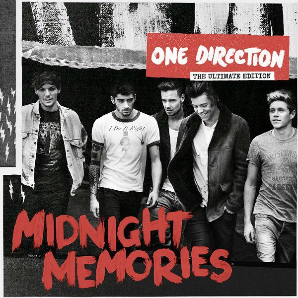 lagu one direction album midnight memories