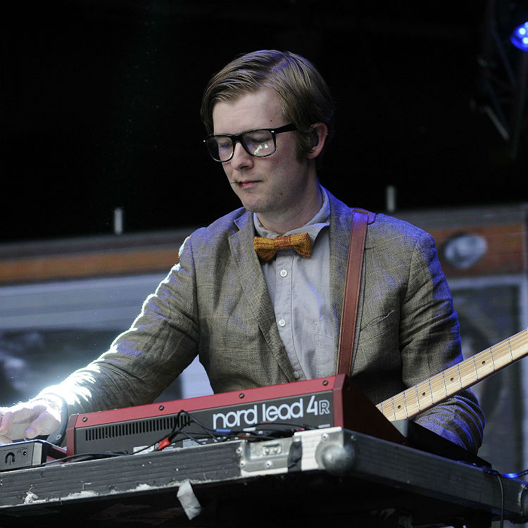 Public Service Broadcasting live review - Brixton Academy