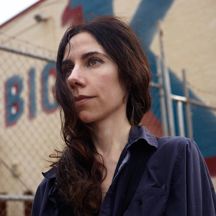 PJ Harvey shares video for The Camp collaboration with Ramy Essam