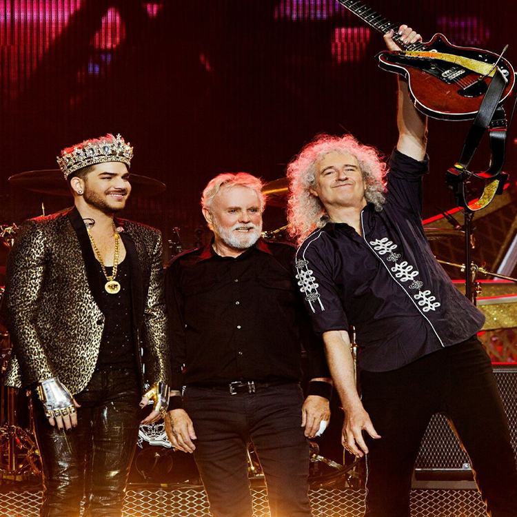 Queen+Adam Lambert announce UK and Ireland tour