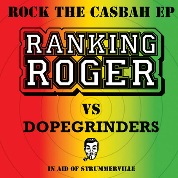 New version of 'Rock The Casbah' to raise money for Strummerville