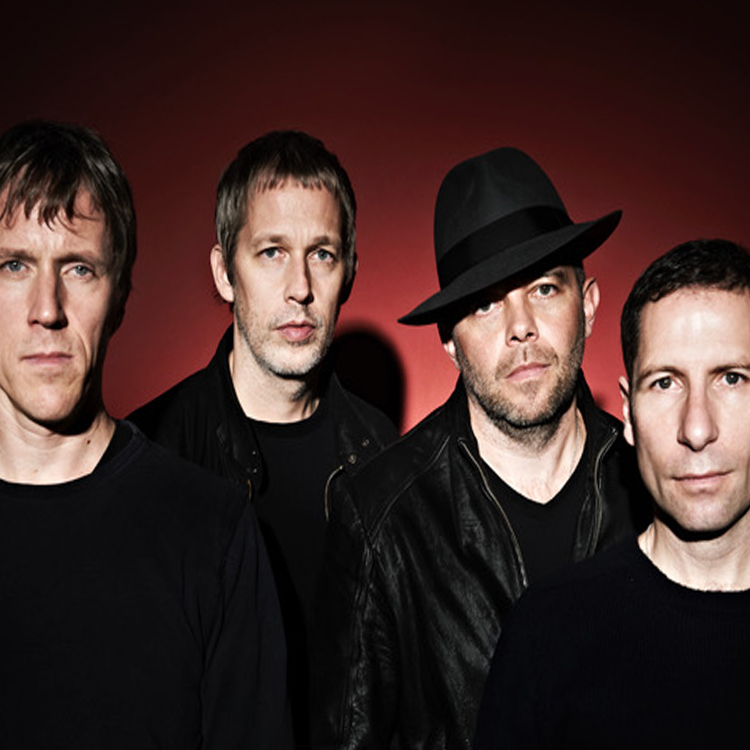 Ride announce autumn UK tour weather diaries