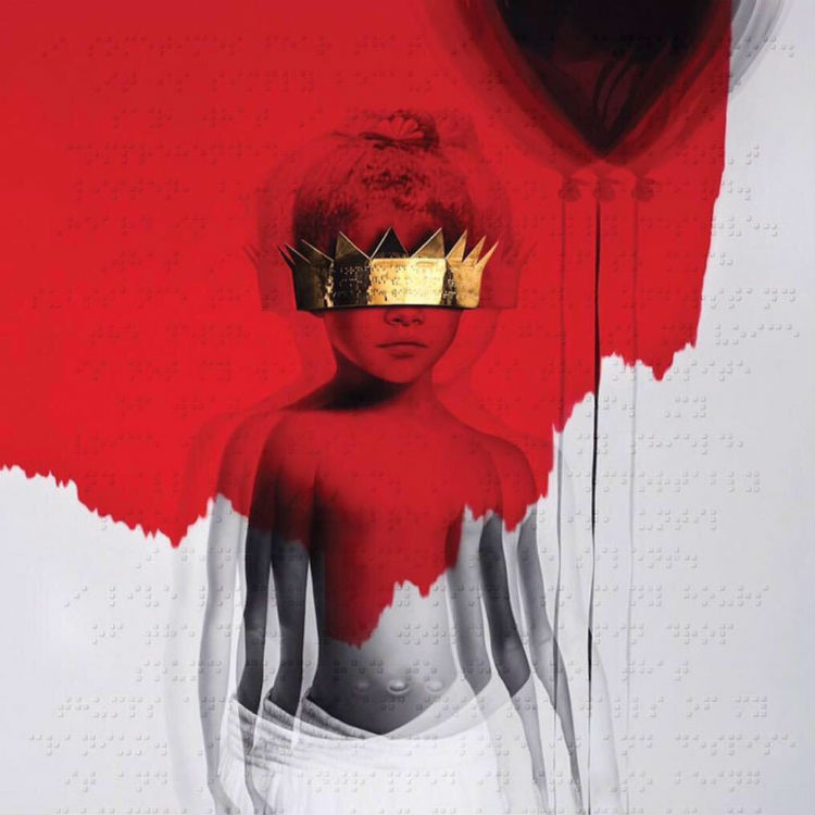 Rihanna, Anti - album review: 'A fascinating, frustrating record'