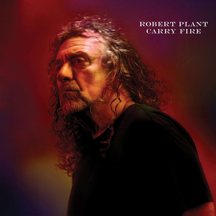 Robert Plant announces new album Carry Fire and UK tour The May Queen