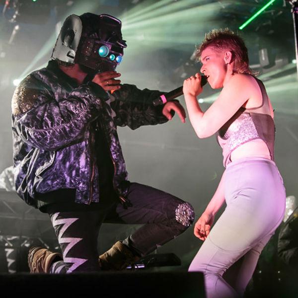 8 exclusive photos of Royksopp + Robyn at Latitude 2014