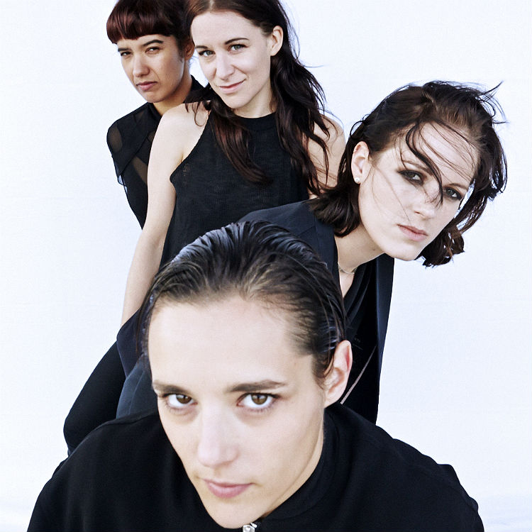 Savages band interview on live tour, Paris terror attacks, Adore Life