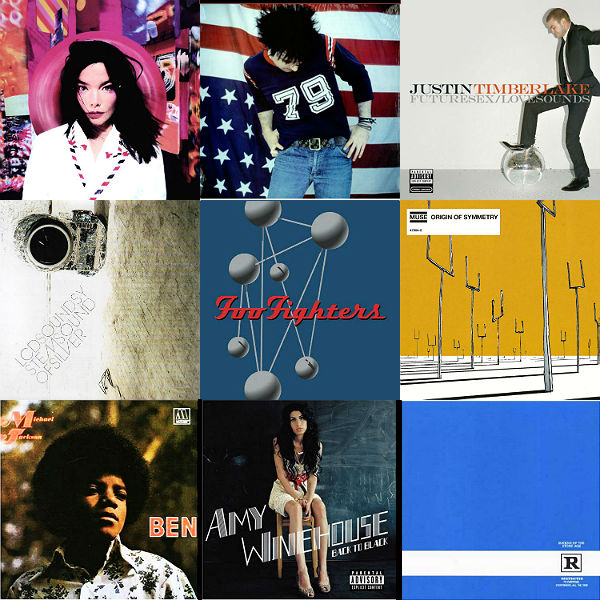 The 50 greatest second albums of all time | Gigwise