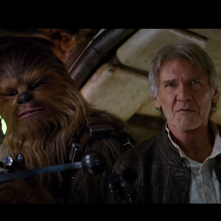Star Wars: The Force Awakens trailer reactions from musicians