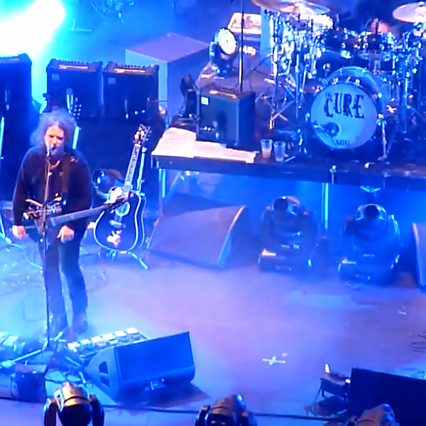 The Cure perform 45-song set for first live show of 2014