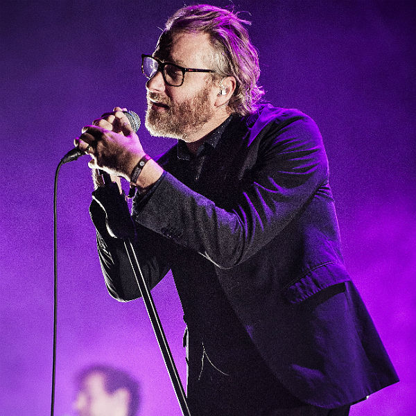 Watch: The National joke about 'those pussies in Arcade Fire'