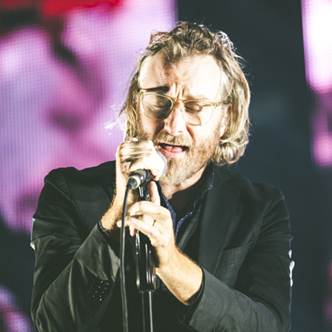 The National @ O2 Arena, London - 26/11/2014